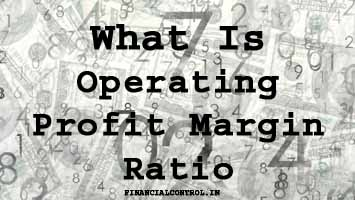 What is Operating Profit Margin ratio