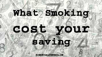 quit smoking save money
