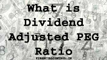 Dividend adjusted PEG Ratio