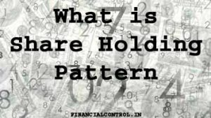 What is shareholding pattern – Awesome Indicator for investor