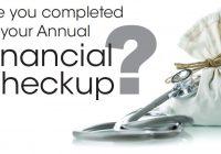 Financial health assessment indicators checkup