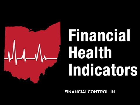 Financial health indicator