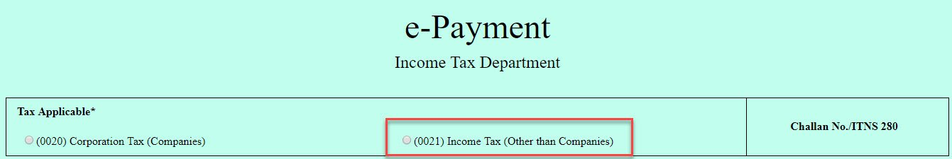 0021 income tax