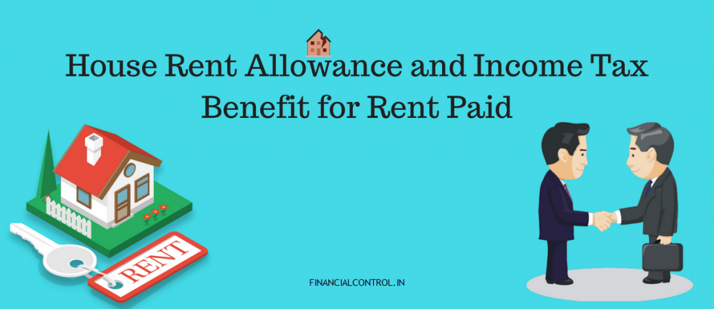 house rent allowance exemption