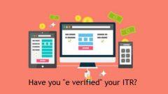 e-verify income tax return
