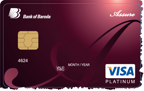 Bank of Baroda Assure Credit Card