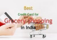 Best Credit Card for Grocery Shopping