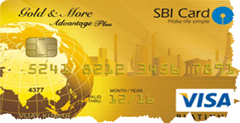 SBI Advantage Plus Card