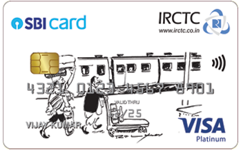 irctc sbi platinum card benefits