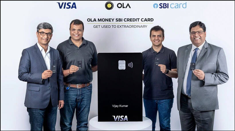 Ola Money Credit Card Benefits