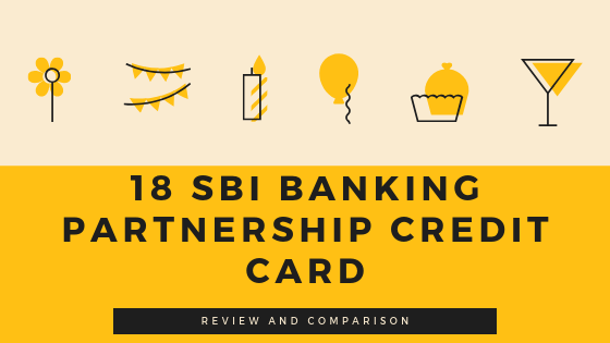 18 SBI Banking Partnership Credit Card